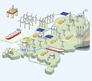 Energy infrastructure The Netherlands - Hendrik Gheerardyn-01